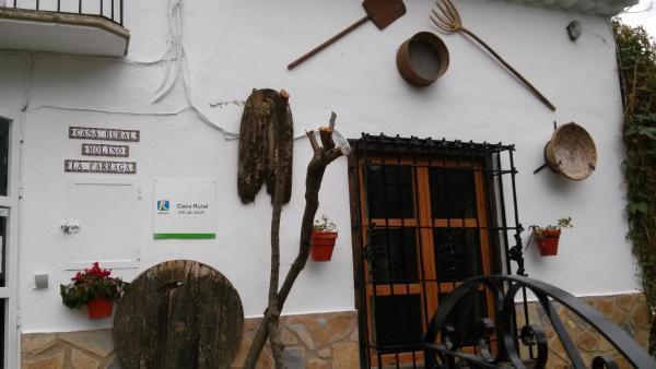 Casa Rural Molino La Farraga