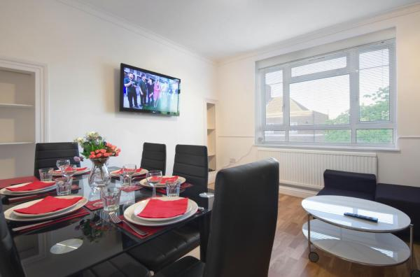 Central London 2 Bedroom Apartment in London, Greater London, England