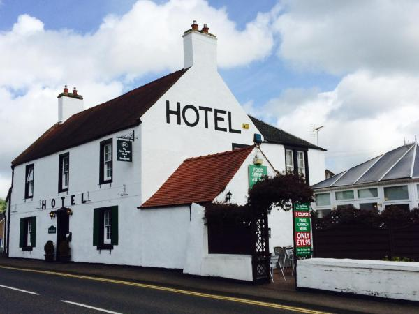The Upper Largo Hotel & Restaurant in Lundin Links, Fife, Scotland