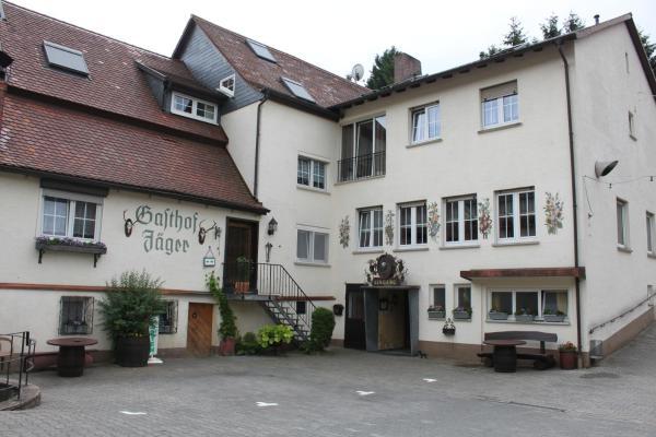 Gasthof Jäger, Pension in Heppenheim  bei Fürth