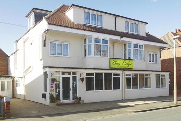 The Bayridge Guest House in Bridlington, East Riding of Yorkshire, England