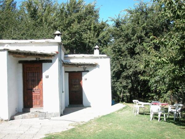 Camping El Balcon de Pitres
