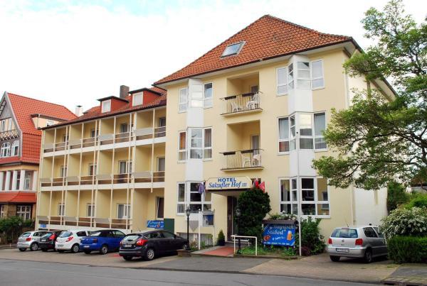 Hotel Salzufler Hof, Hotel in Bad Salzuflen bei Detmold