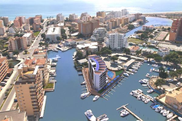 Appartements Résidence Port Trebol