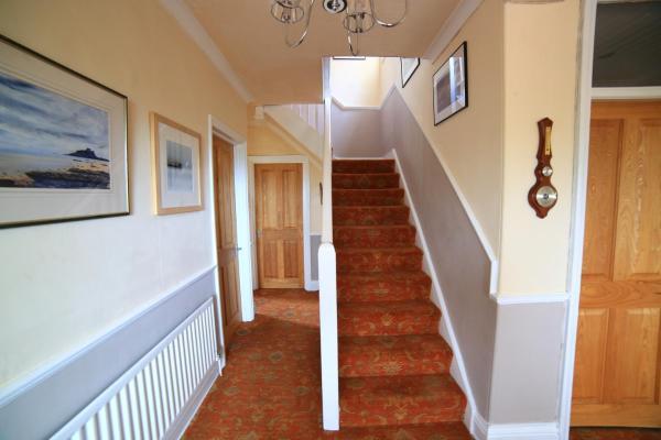 Reighamsyde House in Alnwick, Northumberland, England