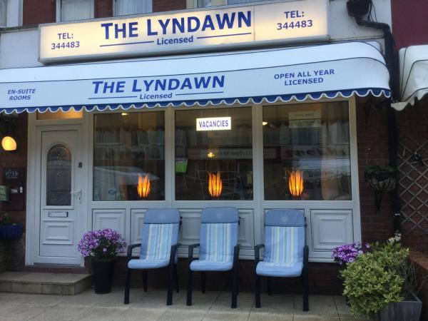Lyndawn Hotel in Blackpool, Lancashire, England