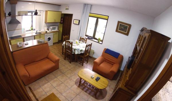 Apartamentos Rurales la Ventona de Luena