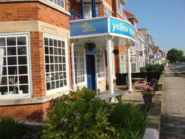 Yellow Mountain Hotel in Skegness, Lincolnshire, England