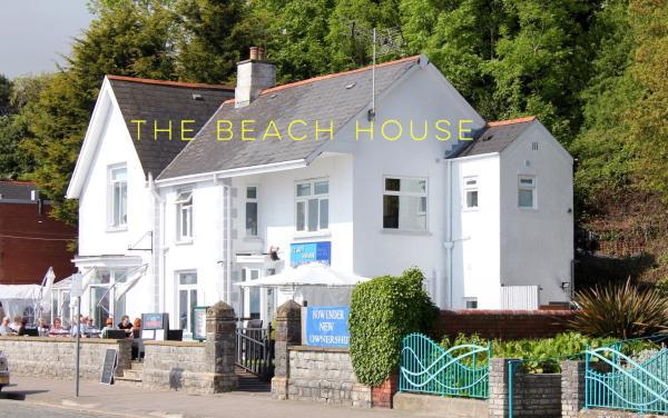 The Beach House Hotel in Penarth, Glamorgan, Wales