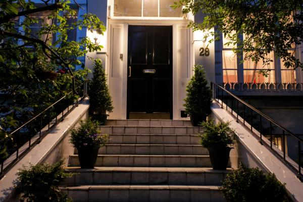Dawson Place, Juliette's Bed and Breakfast in London, Greater London, England