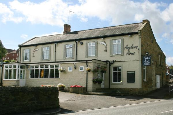 Anglers Arms in Choppington, Northumberland, England