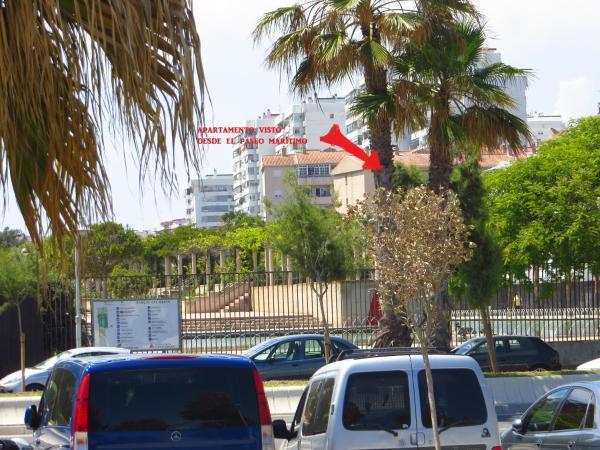Apartamento Playa de la Misericordia Jardines El Partal