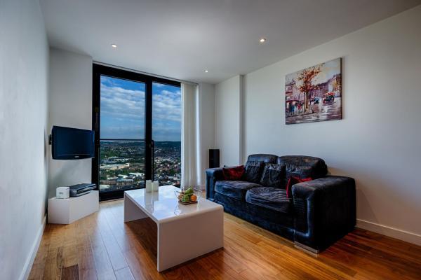 Halo Serviced Apartments – St Pauls