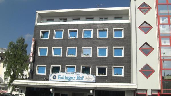 Solinger Hof, Pension in Solingen bei Leichlingen