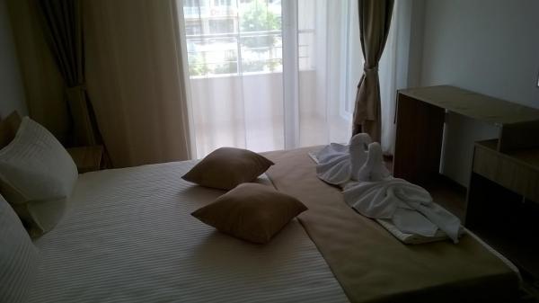 argeriya hotel, nessebar