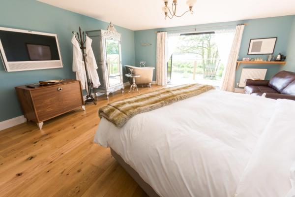 Troutbeck Guest House in Upavon, Wiltshire, England