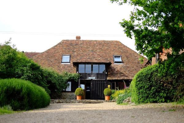 Elvey Farm in Egerton, Kent, England