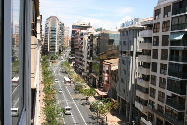 Mendez Nuñez Alicante