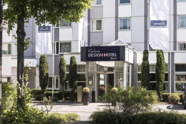Galerie Design Hotel Bonn Managed By Maritim Hotels Overnatting