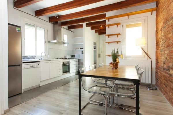 Apartment Urgell