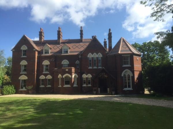 Clonmara Manor B&B in Elmswell, Suffolk, England