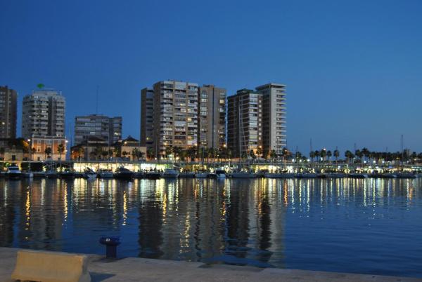 Malaga Center Flat Mezquitilla