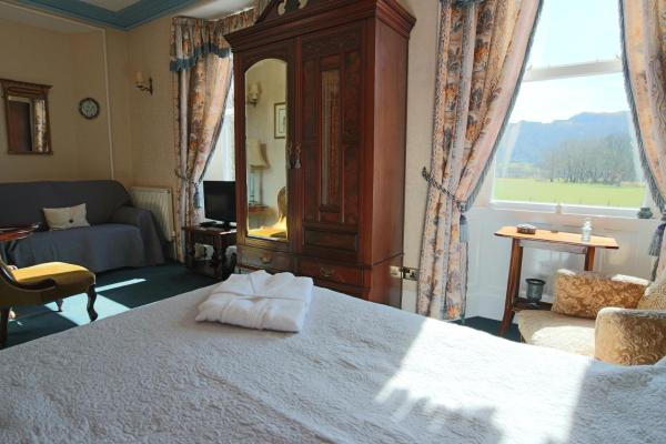 Lake View Country House in Grasmere, Cumbria, England