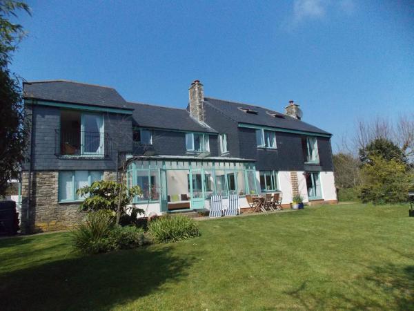 Trecarne House in Liskeard, Cornwall, England