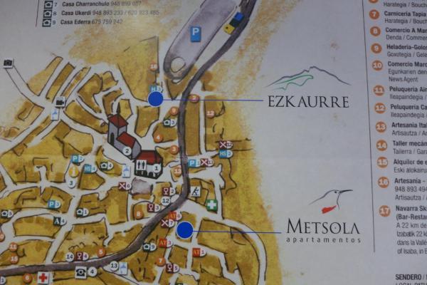 Hostal Ezkaurre
