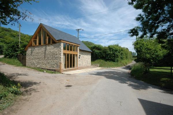 Poet's Barn in Steep, Hampshire, England