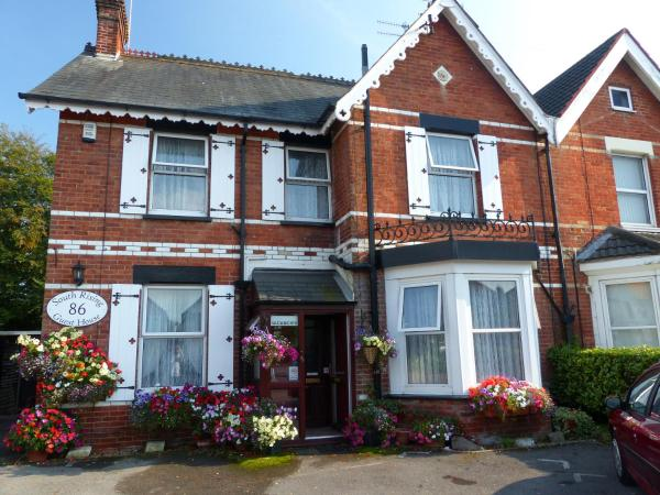 South Rising Guest House in Poole, Dorset, England