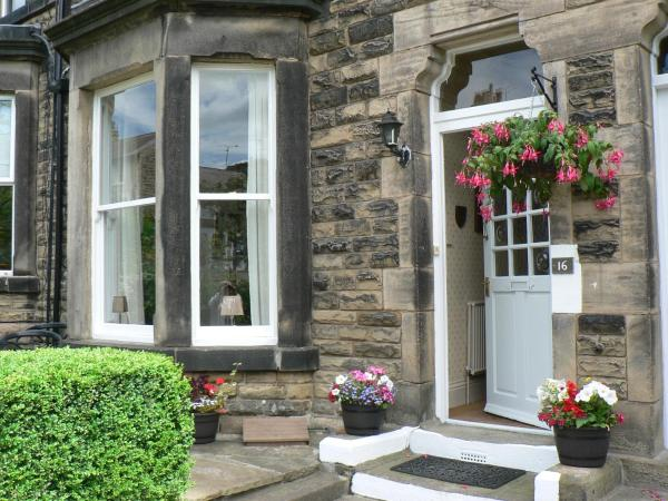 16 Franklin B&B in Harrogate, North Yorkshire, England