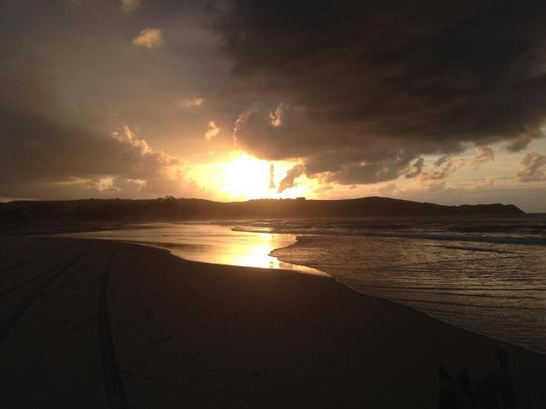 Bungalows Playa de Oyambre