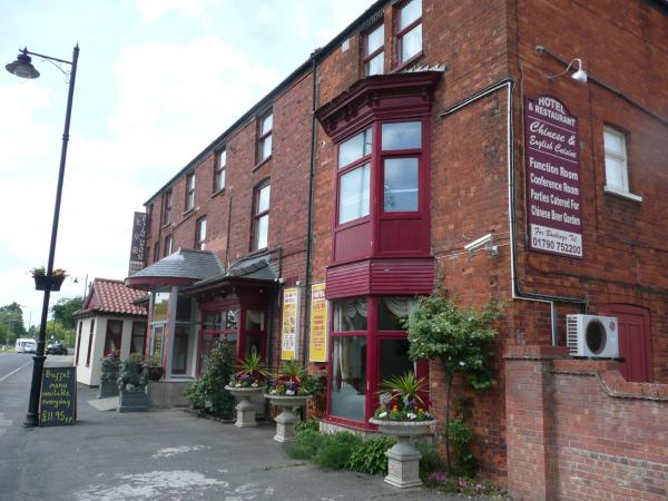 Beijing Dragon Hotel in Spilsby, Lincolnshire, England