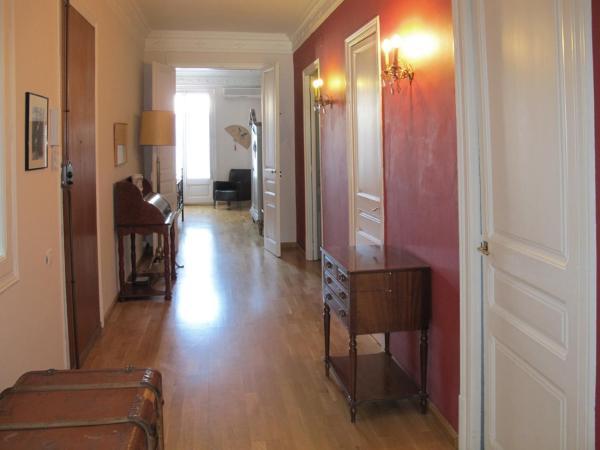 Apartamento Gran Vía Eixample