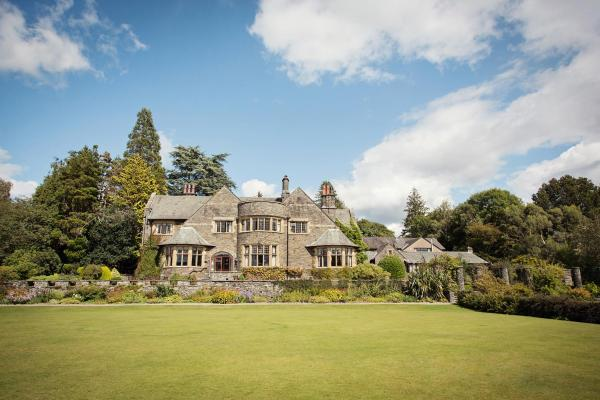 Cragwood Country House Hotel in Windermere, Cumbria, England