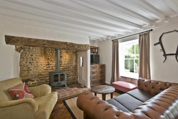Japonica Cottage in East Rudham, Norfolk, England