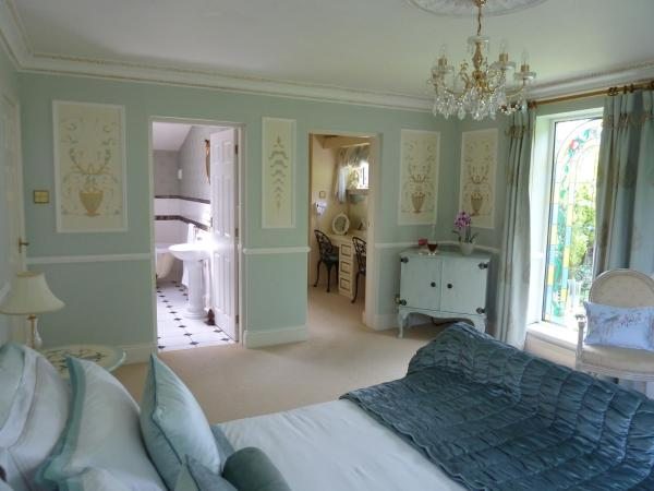 Bage House Bed and Breakfast in Crich, Derbyshire, England