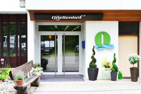 Hotel Quellenhof Garni Mit Thermalbad Hotels Bad Urach
