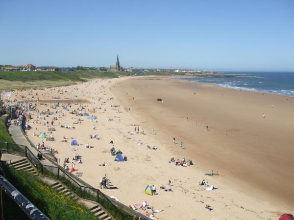 Longsands Lodge in Tynemouth, Tyne & Wear, England