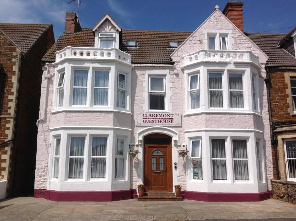 Claremont Guesthouse in Hunstanton, Norfolk, England