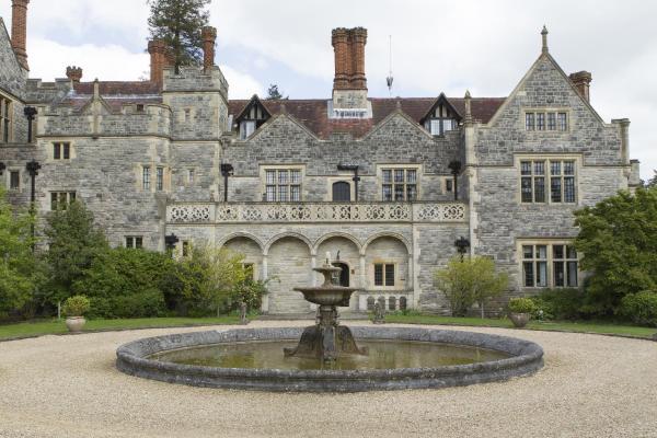 Rhinefield Apartments in Brockenhurst, Hampshire, England