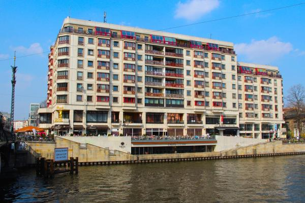 Riverside Royal Hotel Hotels Berlin Pensionhotel