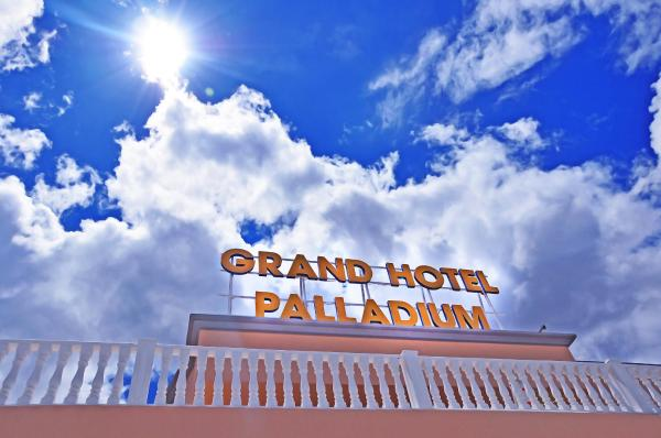Grand Hotel Palladium Santa Eulalia del Río