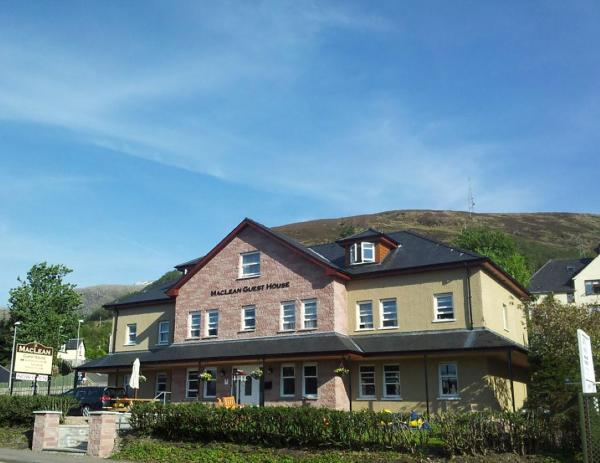 MacLean Guest House in Fort William, Highland, Scotland