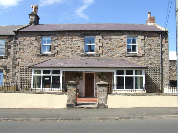 Slate Hall Bed and Breakfast in Seahouses, Northumberland, England