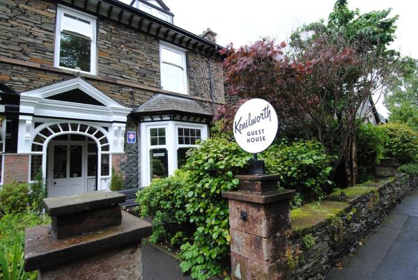 Kenilworth Guest House in Windermere, Cumbria, England