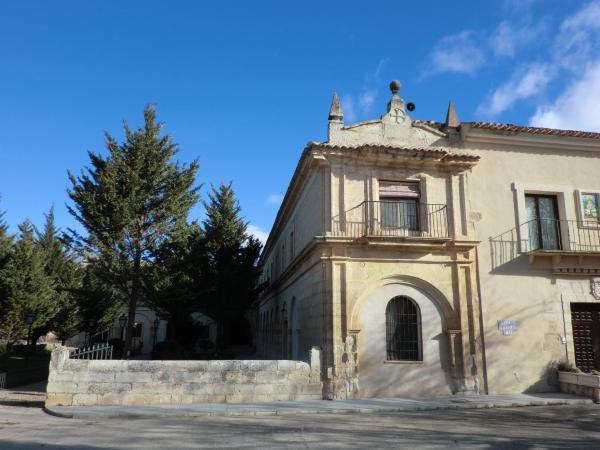 Hospederia Monasterio de Tejeda
