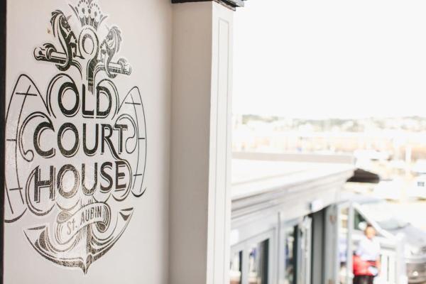 Old Court House Inn in Saint Aubin, Channel Islands, Channel Islands