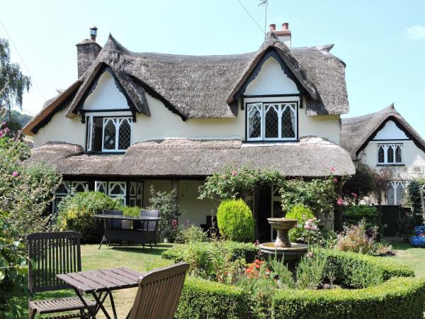 The Gables in Porlock, Somerset, England